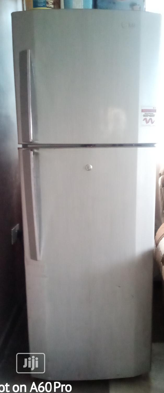 LG Fridge + Freezer 238L