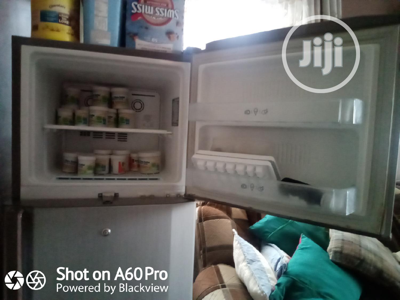 LG Fridge + Freezer 238L | Kitchen Appliances for sale in Ibadan, Oyo State, Nigeria