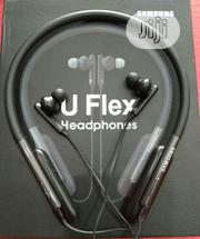 Samsung U Flex Wireless Bluetooth Headset | Headphones for sale in Lagos State, Ikeja