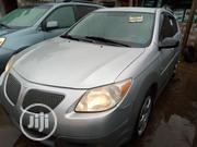 Pontiac Vibe 2006 AWD Silver | Cars for sale in Lagos State, Apapa