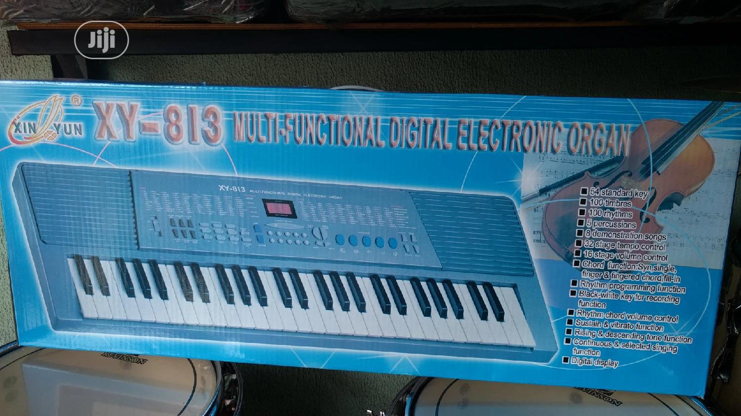XY 813 Learner's Keyboard | Computer Accessories  for sale in Ojo, Lagos State, Nigeria