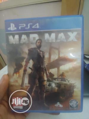 Mad Max Ps4 Disc | Video Games for sale in Abuja (FCT) State, Wuse