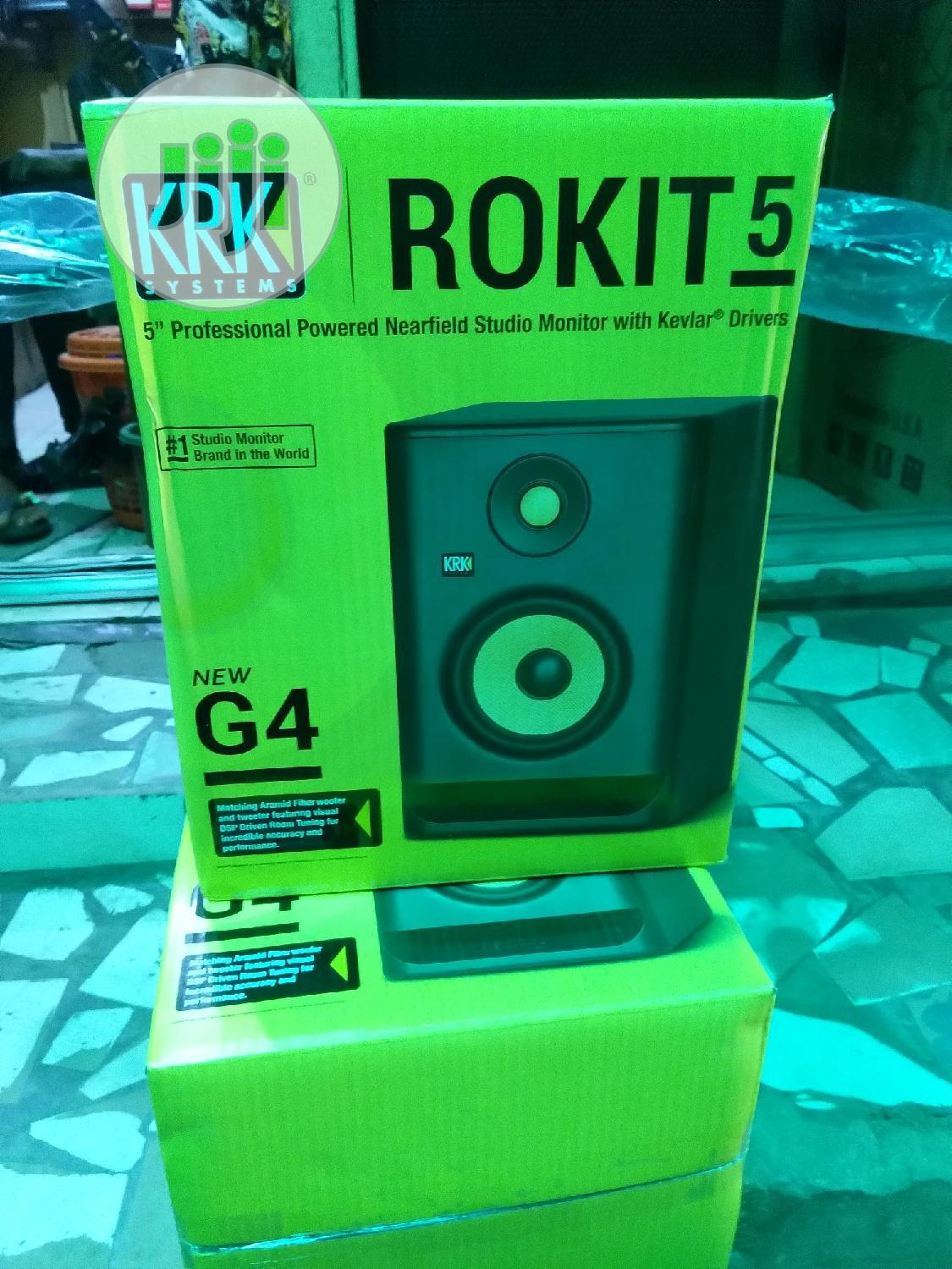 Studio Monitors Of Different Brands And Models | Audio & Music Equipment for sale in Ojo, Lagos State, Nigeria