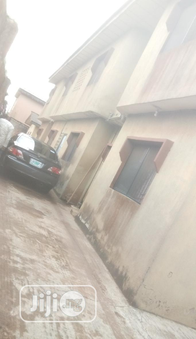 Archive: Five Blocks Of Three Bedroom Flat For Sale At Gov's Road Igando.