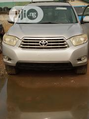 Toyota Highlander 2008 4x4 Silver | Cars for sale in Lagos State, Alimosho