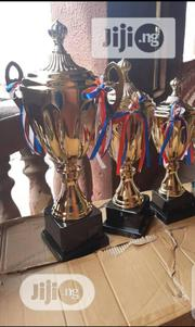 A Set Of Gold Trophy | Arts & Crafts for sale in Lagos State, Surulere