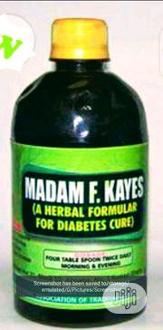 Madam F. Kayes Diabetes Cure | Vitamins & Supplements for sale in Lagos State, Ojota