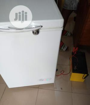 150w Solar Dc Freezer Available   Solar Energy for sale in Lagos State, Ojo