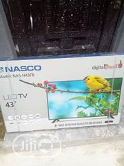 NASCO TV 43inch With Inbuilt Decoder FREE CHANNEL'S   TV & DVD Equipment for sale in Lagos State, Amuwo-Odofin