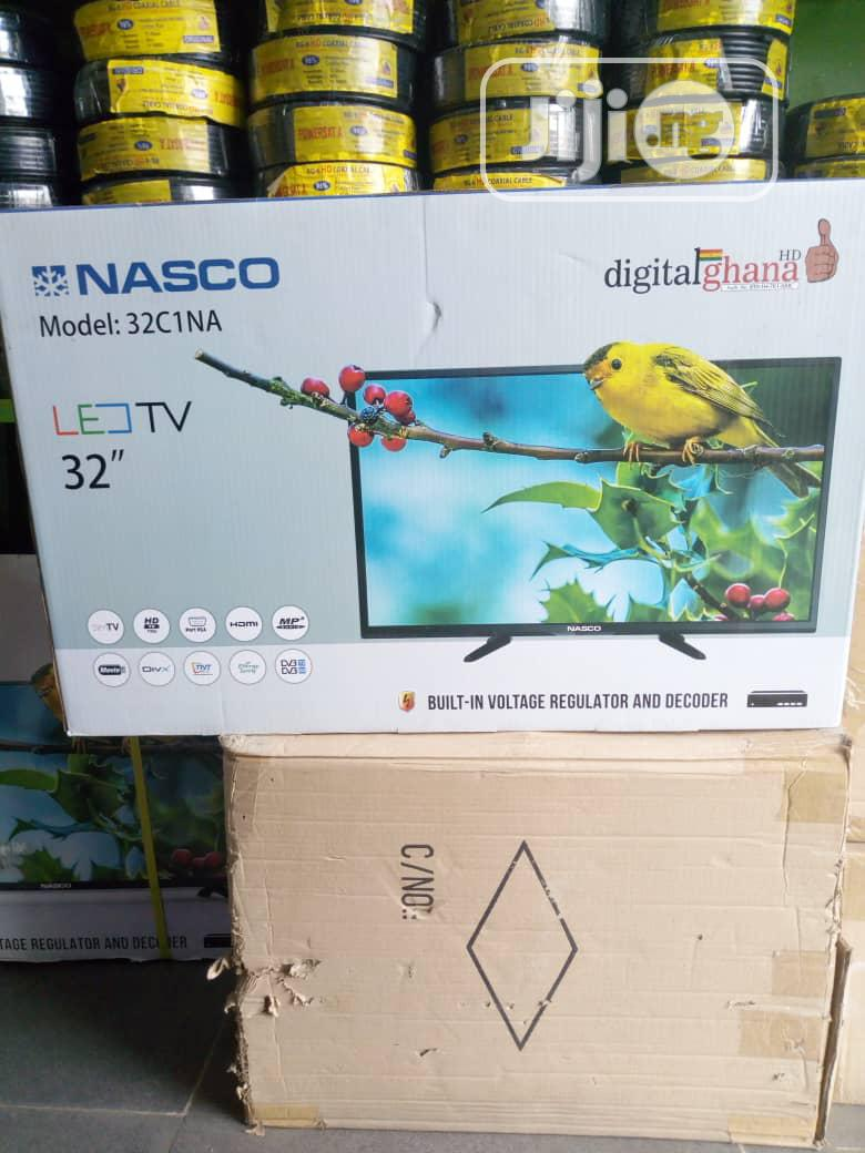 NASCO TV 43inch With Inbuilt Decoder FREE CHANNEL'S | TV & DVD Equipment for sale in Amuwo-Odofin, Lagos State, Nigeria