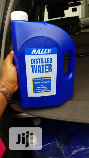 Rally Distilled Water For Batteries | Manufacturing Materials for sale in Lagos State, Ikeja
