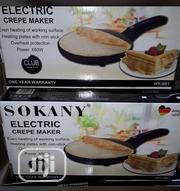 SOKANY Electric Pancake Maker | Kitchen Appliances for sale in Lagos State, Lagos Island