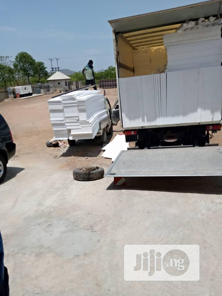 Polystyrene Naked Pannel 1CM | Building Materials for sale in Kuje, Abuja (FCT) State, Nigeria