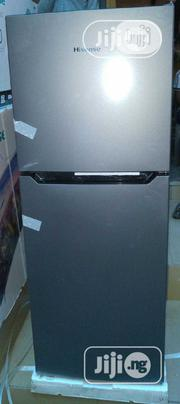 Brand New Hisense Double Door Refrigerator REF182DR (130L) | Kitchen Appliances for sale in Lagos State, Ojo