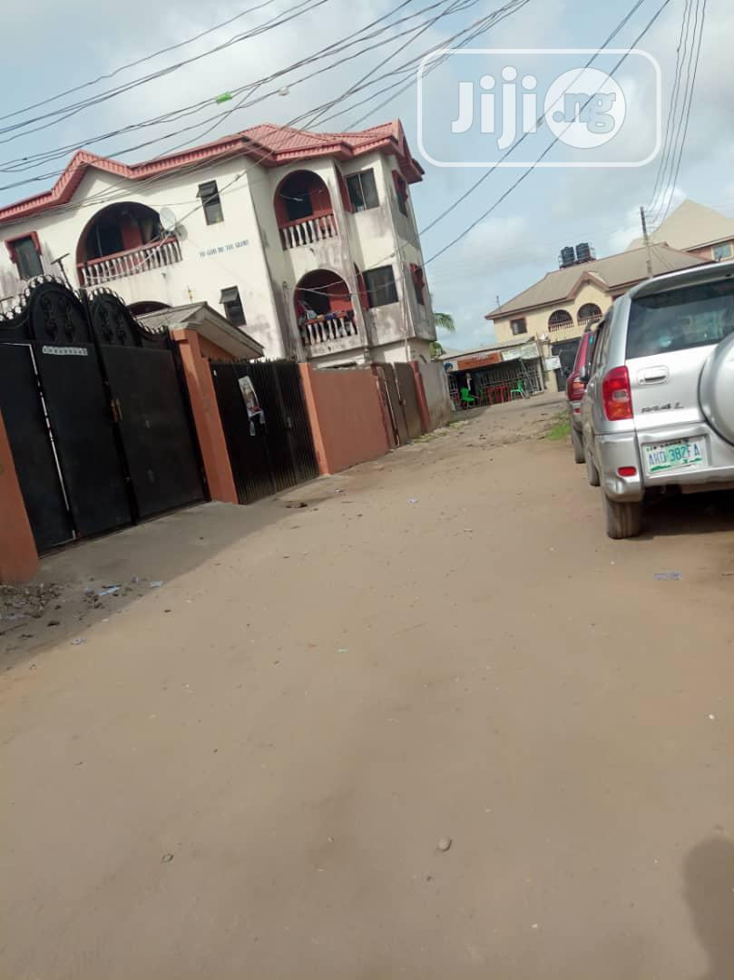 Newly Built Block Of 8 3bedroom Flat All Ensuits With 2bed, Shop | Houses & Apartments For Sale for sale in Nsukka, Enugu State, Nigeria