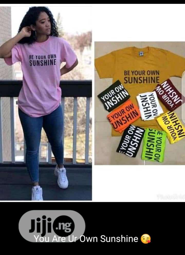 Archive: Unisex Tshirt