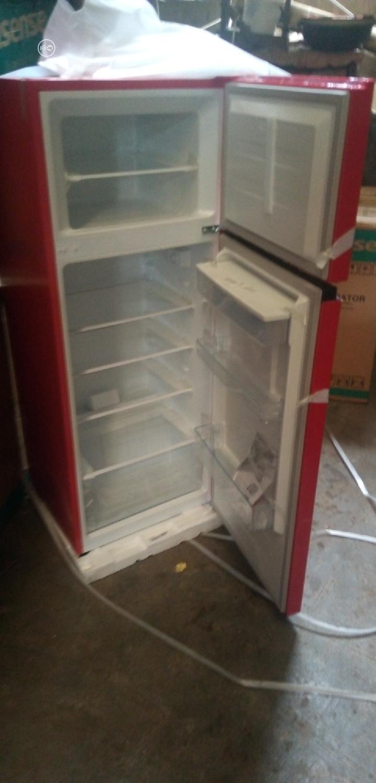 Original Hisense Refrigerator With Water Dispenser 130ltr (REF205DRB) | Kitchen Appliances for sale in Ojo, Lagos State, Nigeria