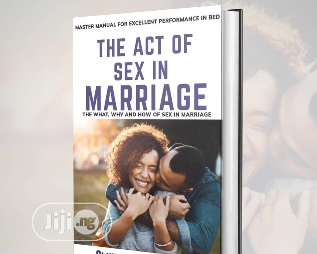 Archive: The Act Of Sex In Marriage
