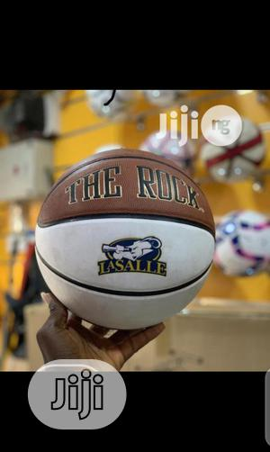 Original Basketball ( the Rock)   Sports Equipment for sale in Lagos State, Surulere