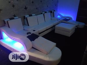Cinema Sofa Furniture Setting   Furniture for sale in Lagos State, Gbagada