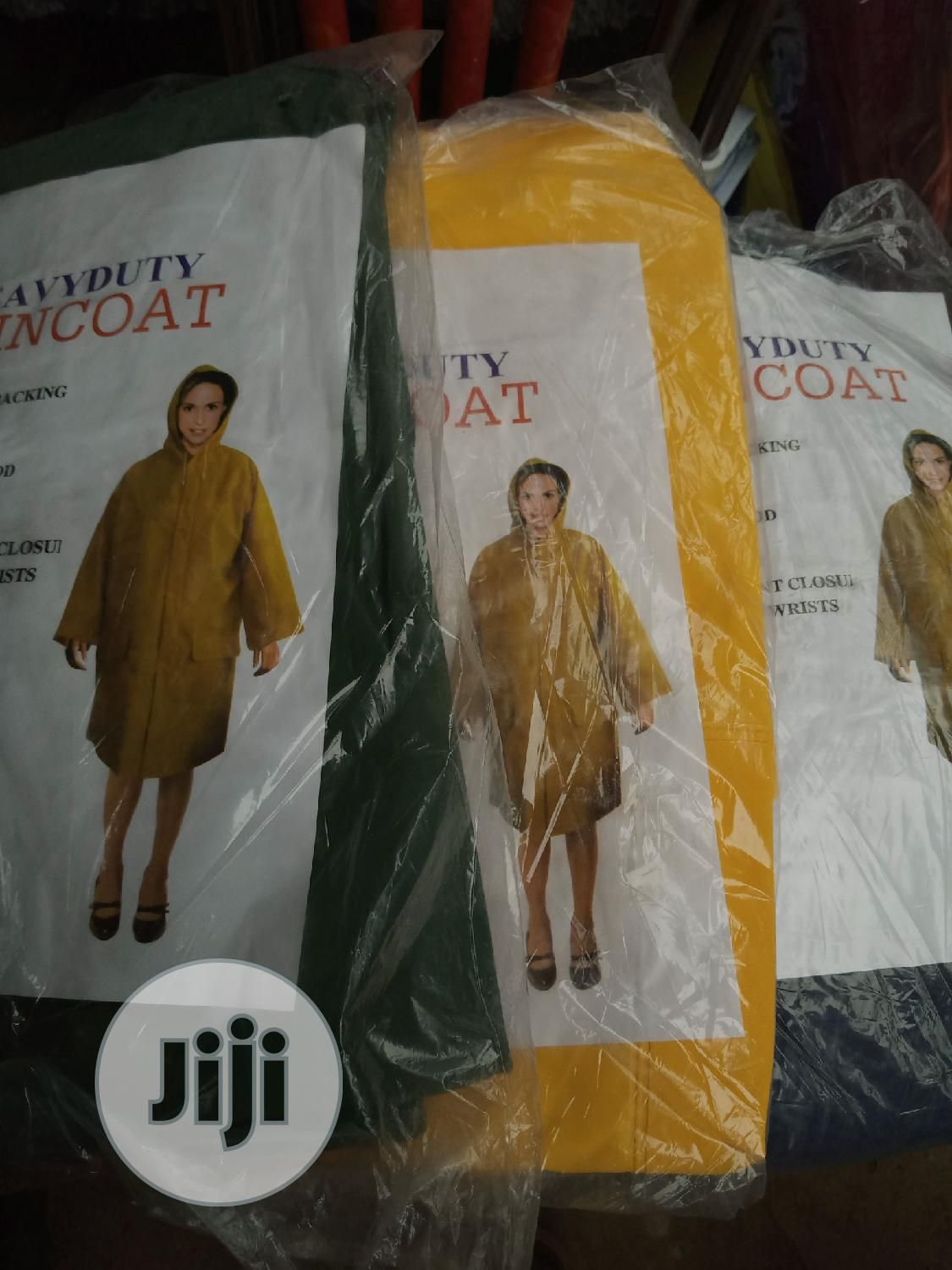 Quality Rain Coat | Safetywear & Equipment for sale in Wuse, Abuja (FCT) State, Nigeria