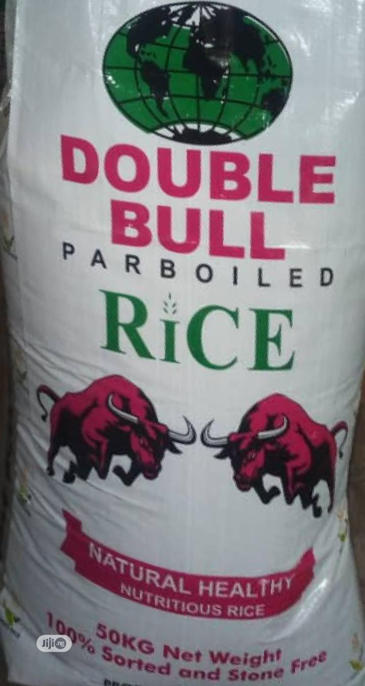 Double Bull Local Foreign Rice