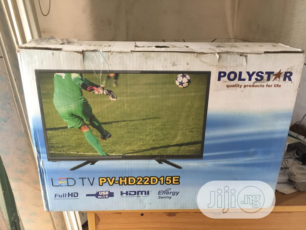 Polystar 24 Inches Television