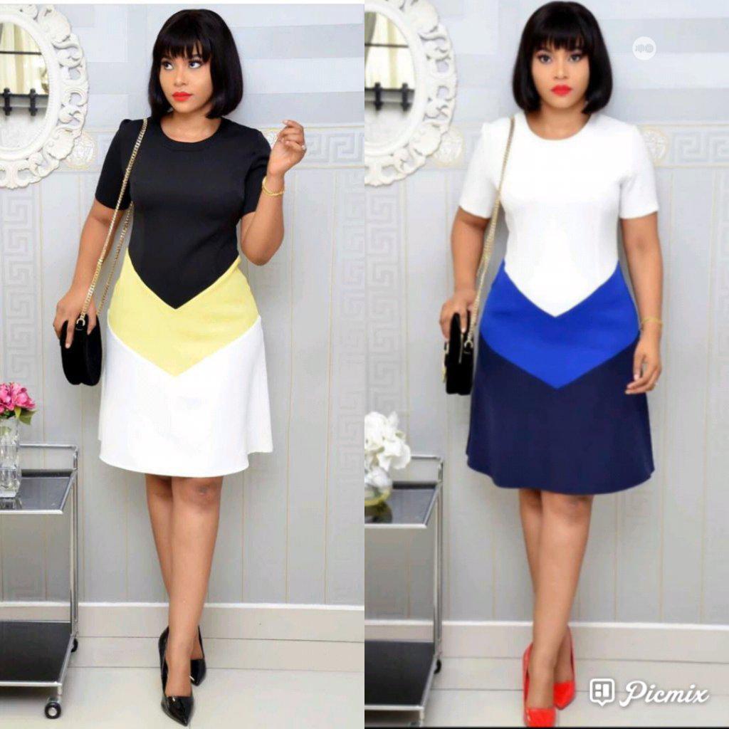 Classy Trending Ladies Stock Dresses.