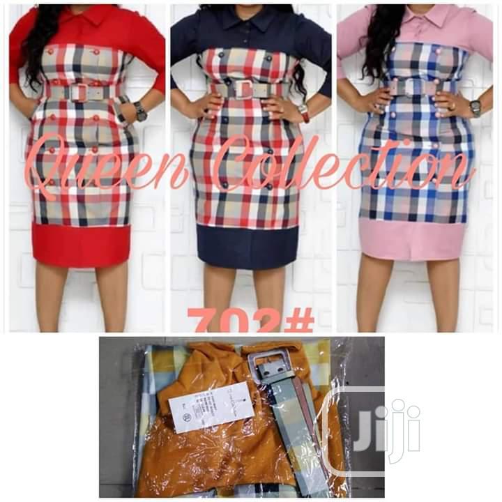 Classy Trending Ladies Stock Dresses. | Clothing for sale in Ikeja, Lagos State, Nigeria