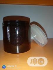 500ml Amber Jar | Manufacturing Materials & Tools for sale in Lagos State, Ikeja