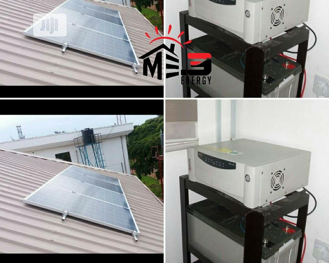 2kva Complete Solar Power System Package + Installation
