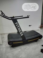 Manual Curve Heavy Duty Commercial Treadmill   Sports Equipment for sale in Lagos State, Lekki Phase 1