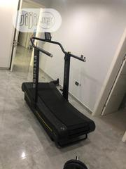 Manual Curve Heavy Duty Commercial Treadmill   Sports Equipment for sale in Lagos State, Victoria Island