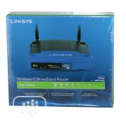 Cisco Linksys Wireless Broadband Router (Wrt54gl) | Networking Products for sale in Lagos State, Ikeja