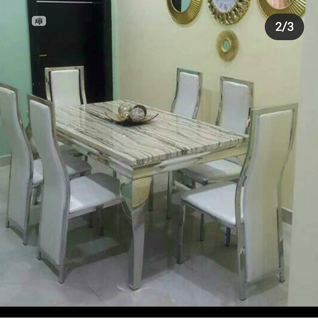 Dining Set By 6seater