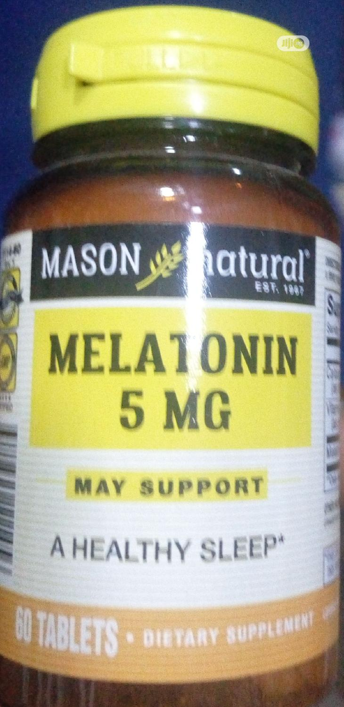 Melatonin Supplement for Correction of Sleeping Disorder