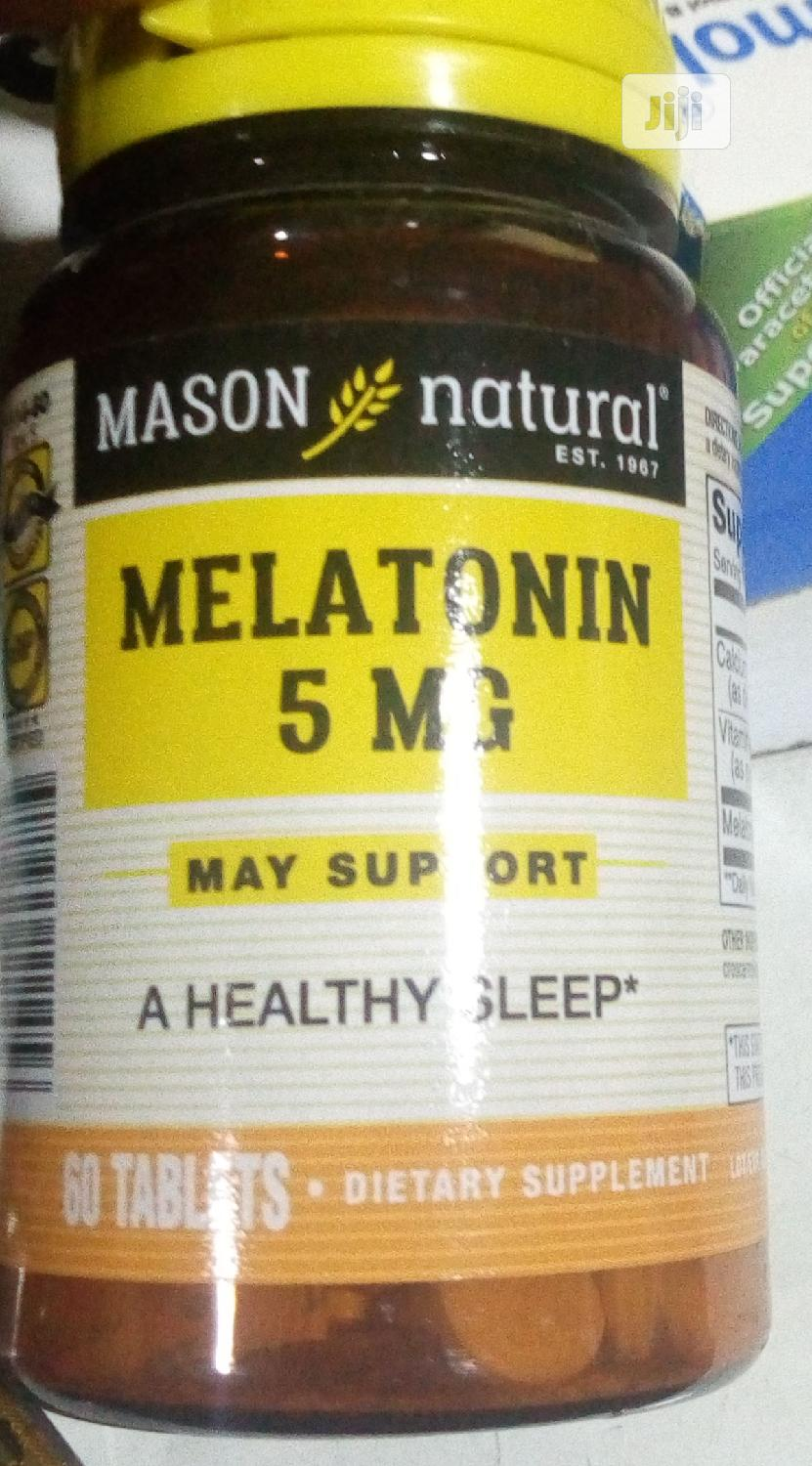 Melatonin Supplement for Correction of Sleeping Disorder | Vitamins & Supplements for sale in Wuse 2, Abuja (FCT) State, Nigeria