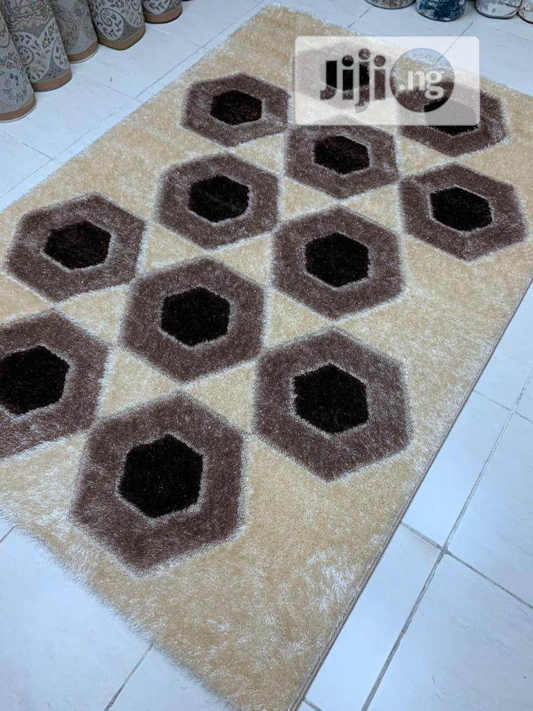 Unique 4by6 Imported Center Rug