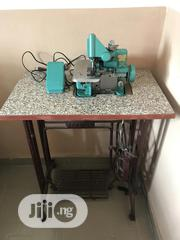 Butterfly Manual Interlock Machine With Full Kit | Manufacturing Equipment for sale in Ogun State, Abeokuta South