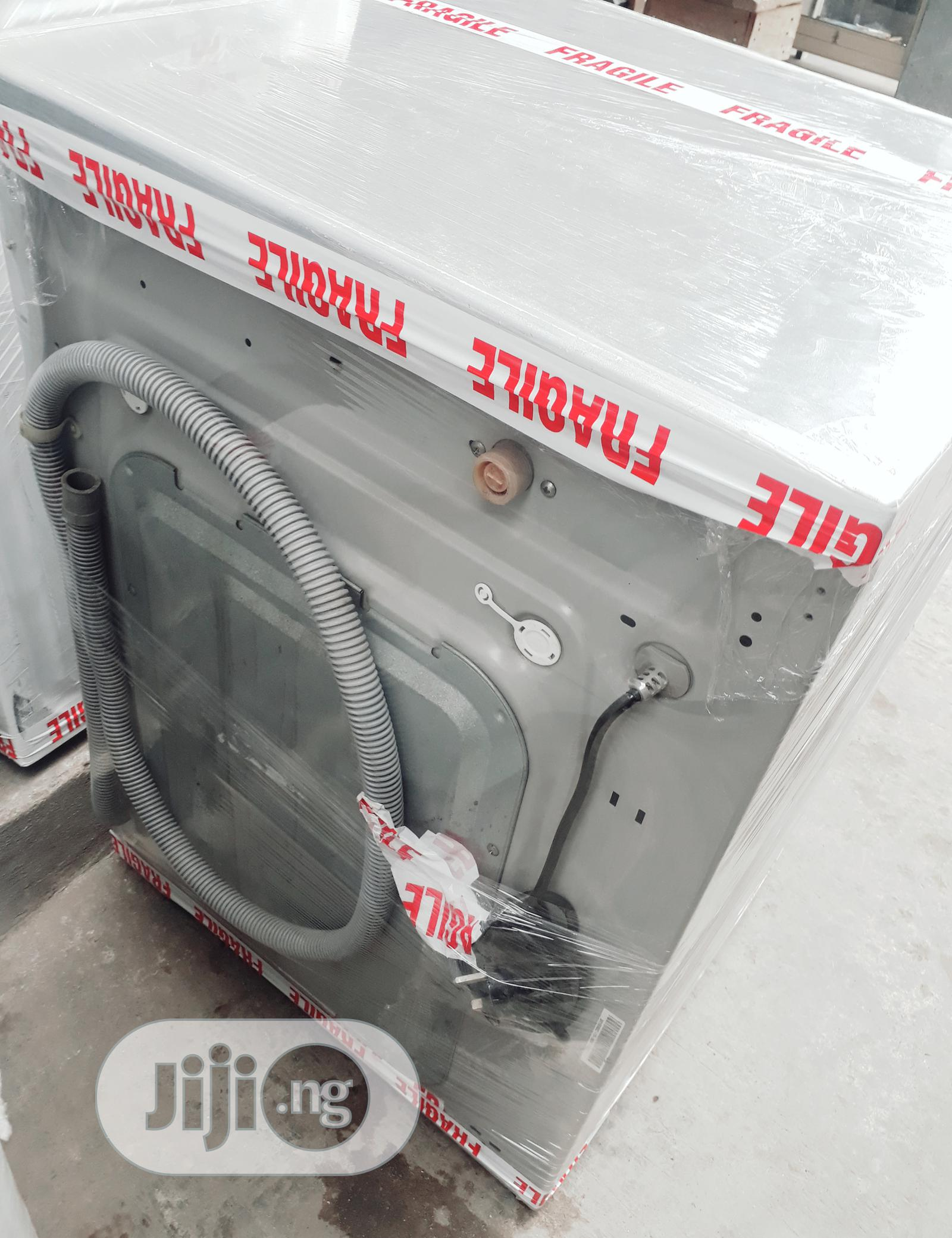 Combo LG 7kg Washing Machine Washer Dryer With 1year Warranty | Home Appliances for sale in Yaba, Lagos State, Nigeria