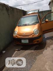 Daewoo Matiz 2004 Gold | Cars for sale in Lagos State, Ifako-Ijaiye