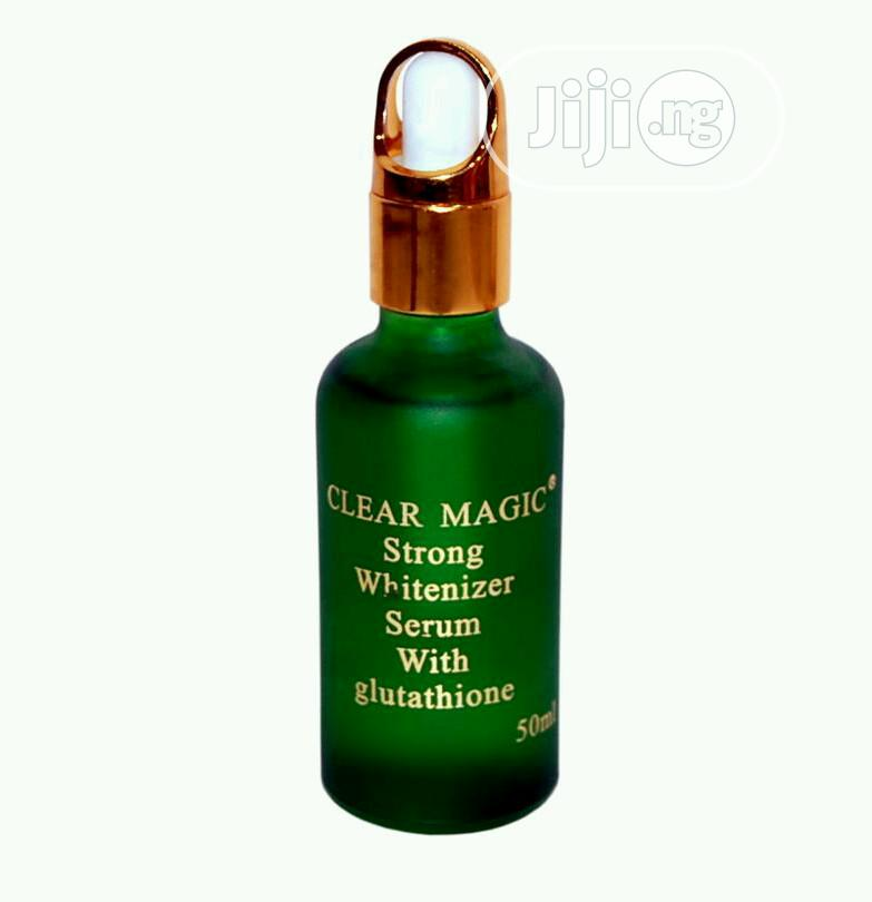 Clear Majic Whitening Serum | Bath & Body for sale in Amuwo-Odofin, Lagos State, Nigeria