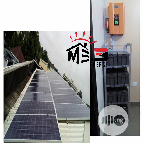 7.5kva Complete Solar Power System Package + Installation