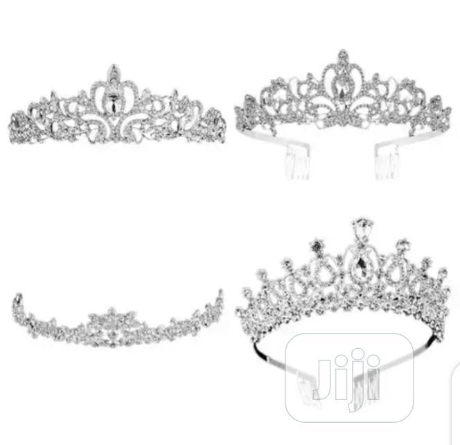 Bridal Crystal Tiaras Crown