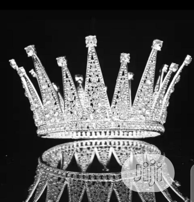 Bridal Statement Crown