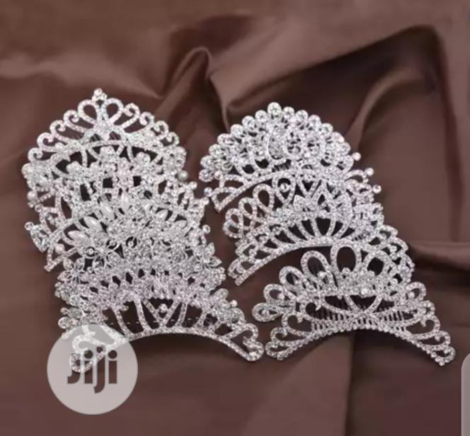 Bridal Cumb Tiara Crown