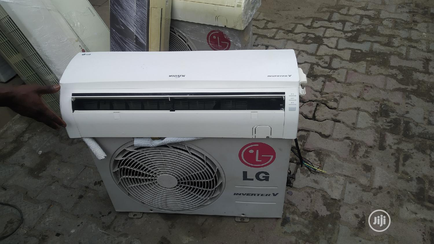 1hp Factory Fitted Inverter Ac Direct Uk Used