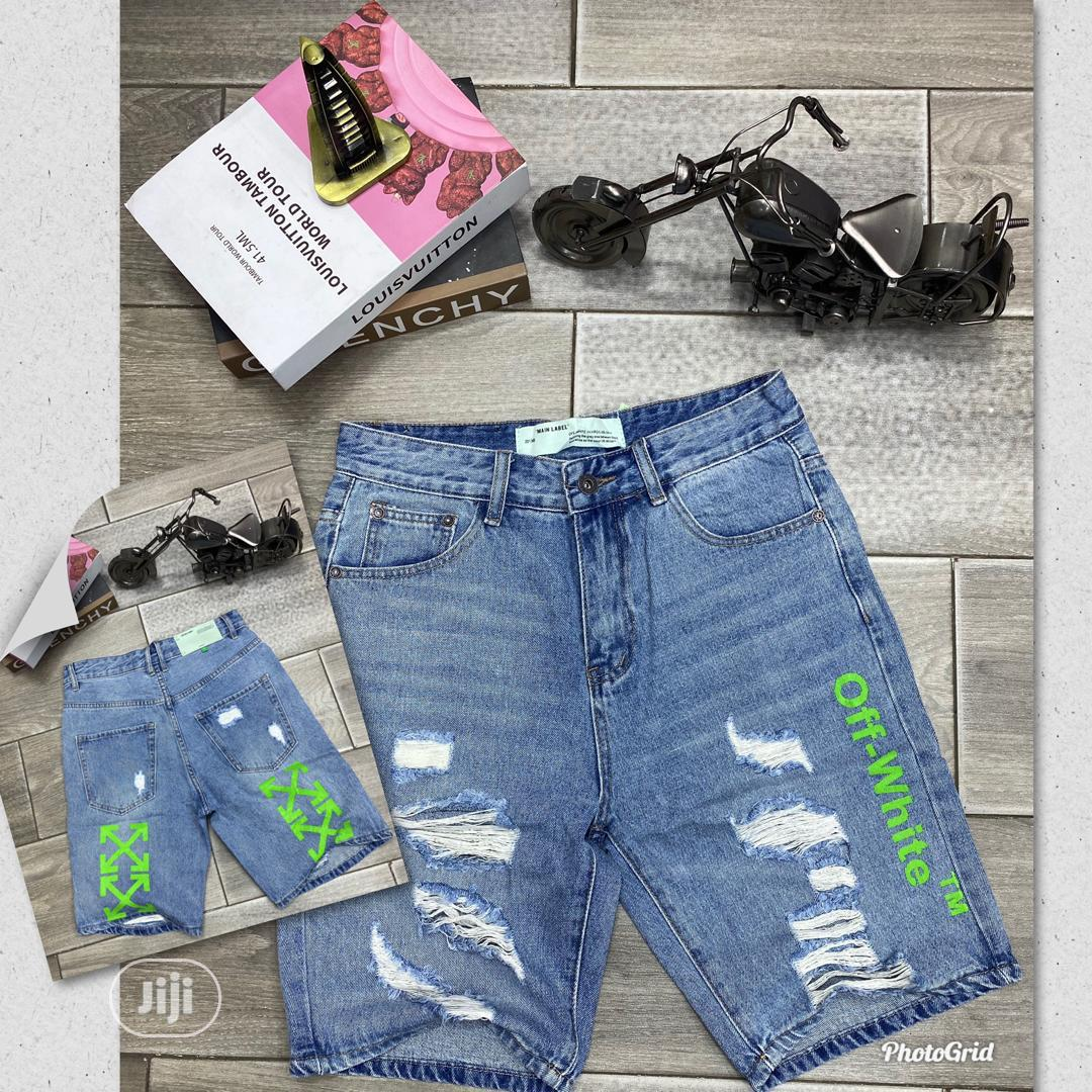 Quality Off White Jean | Clothing for sale in Lagos Island, Lagos State, Nigeria