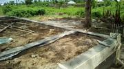 Room & Parlour Self Contain Foundation With More Space For Sale | Land & Plots For Sale for sale in Ondo State, Akure