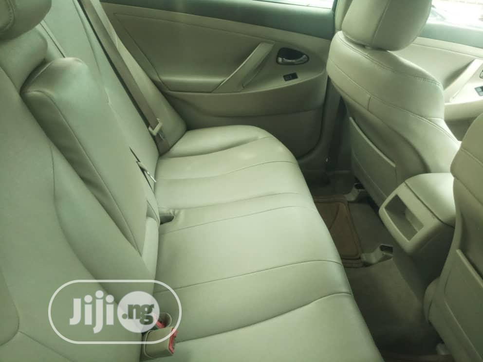 Toyota Camry 2008 2.4 LE Gold | Cars for sale in Amuwo-Odofin, Lagos State, Nigeria
